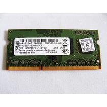 Memoria Ddr3 2gb Notebook Positivo Lenovo Cce Win Acer