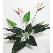 Mini Árvore Artificial - Moitas Plantas Flores Artificiais