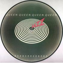 Queen Lp 12´jazz Picture Disc Promocional