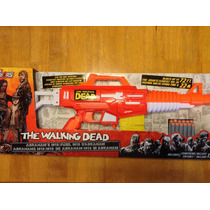 Buzz Bee Toys The Walking Dead Abrahams Lanza Dardos Nerf