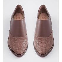 Calzado Zapato Flat De Mujer Envío Gratis