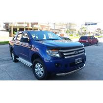 Ford Ranger 4x4 3.2 Caja 6 Ta Xls Titular 1º Mano 11.000 Km