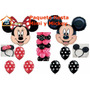 Paquete Fiesta Globo Minnie Y Mickey Mouse,infantil,mimi.<br><strong class='ch-price reputation-tooltip-price'>$ 599<sup>00</sup></strong>