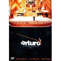 Dvd Arturo El Millonario Seductor ( Arthur ) 1981 - Steve Go