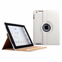 Capa Tablet Giratória 360° Apple Ipad 2 3 4 + Película