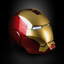 Mark 3 Iii Casco Electrónico Iron Man 1/1 Nuevo No Hot Toys