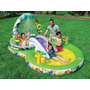 Piscina Inflavel Infantil Playground Intex Disney 291 Litros