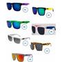 Lentes Gafas Sol Diseño Spy Helm Ken Block Tornasol Colores