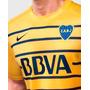 Nueva Camiseta De Boca Suplente Match Nike 2016