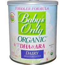 Sólo Orgánica Niño Dairy Fórmula Wuth Del Bebé Dha Y Ara 12,