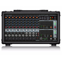 Consola Amplificada Behringer Pmp2000d 14 Canales