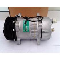 Compressor Universal 7h15 8 Orelhas 8pk Ducato Jumper Boxter
