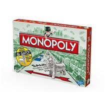 Monopoly Clasico Marca Hasbro