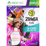 Zumba Kids The Ultimate Dance Party Xbox 360 Original