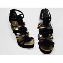 Zapatos Mujer Marca Xoxo Talla 7 Tacón Alto