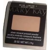 Pó Mineral Compacto Beige 1 - Mary Kay