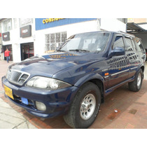 Daewoo Musso 1999