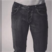 Jeans Tubo Stess