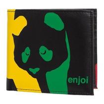 Cartera Enjoi Whitey 2 Bi-fold Wallet - Rasta Hombres, Un T