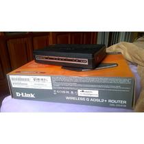 Modem/roteador Wi-fi D-link Dsl-2640b // Frete Gratis!!!