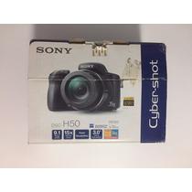 Câmera Fotográfica Semiprofissional Sony Dsc-h50