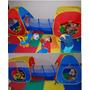 Toca Barraca Infantil 3 Em 1 Com Tunel