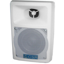 Caixa Acústica Bass-reflex 2 Vias P/ Som Ambiente