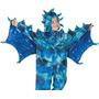Niños Sully The Dragon Costume Tamaño 6