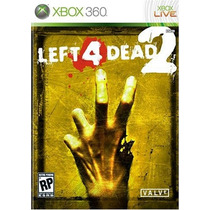 Left 4 Dead 2 - Xbox 360 / X360