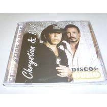 Cd Chrystian E Ralf Disco De Ouro