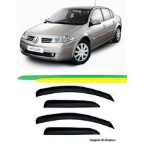 Calha De Chuva Renault Megane 2006 07 08 09 10 11 12 13 2014
