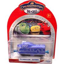 Chuggington : Trencito Harrison - Harry !- Jug. Minijuegos!