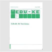 Libro Cálculo De Fracciones De Arco Eduke