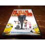 Dvd Original Mi Villano Favorito / Despicable Me - Sellada!!