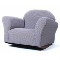 Sillón Silla Mecedora Brown Fantasy Furniture Infantil