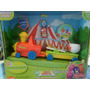 Set Jugete Niños Fisher Price Unico Backyardigans Pablo Tren