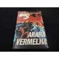 Livro Arara Vemelha Vasconcelos, José Mauro De