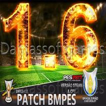 Patch Bmpes Todas As Atualizações Até 1.6 Pes 2017 Steam-cpy