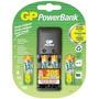 Cargador Gp Powerbank Pilas Aa / Aaa Con 2 Aaa Y 2 Aa