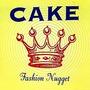 Cd - Cake - Fashion Nugget - 1996