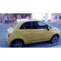 Fiat 500 Cult 1.4 2012 51000km Techo Y Accesorios Urgente!!!