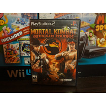 Mortal Kombat: Shaolin Monks Ps2