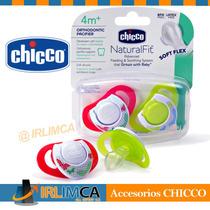 Chupon Chupones Chicco Ortopedicos 100% Originales Irlimca