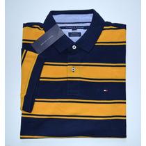 Camisa Polo Tommy Hilfiger Tamanho M Vários Modelos Original