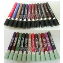 Labiales Mac Tubo,12 Unidades,clinique, Excel Paris,mate