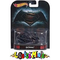 Hot Wheels Batwing Batman Retro Lacrado 1:64