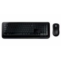 Combo Teclado Mouse Inalambrico Microsoft 800 Wireless New