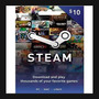 Tarjeta Steam Wallet Card $10 Usd Para Dota2 Oferta !!!