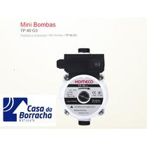 Mini Bomba Pressurizador Komeco Tp40 G3 127v