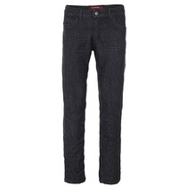 Calça Jeans Slim Fit Masculina Via Quatro - Preto